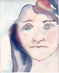 """""""Jan at fifteen""""  by Connemoira"""