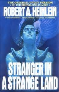 If you haven't read this sci-fi classic, the main character was raised on Mars where there is no water.