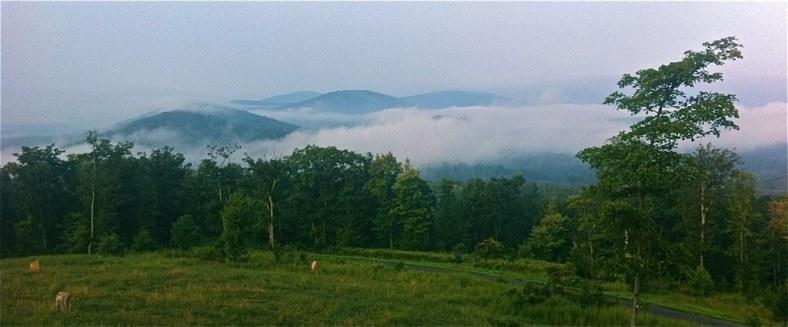 Jonathan Sackier Blue Ridge Mountains Virginia